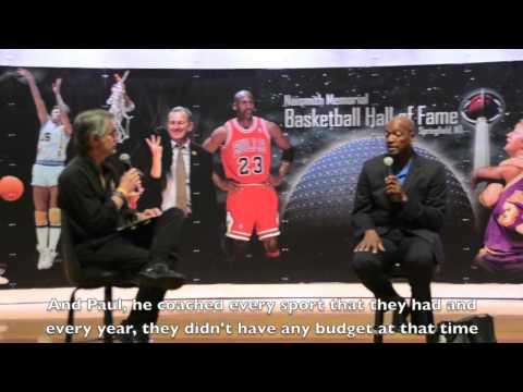 Mike Glenn Basketball Hall of Fame