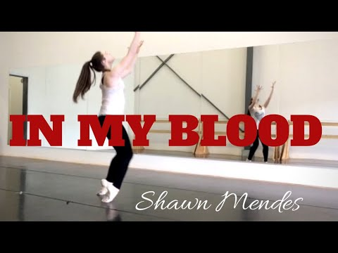 Dance to In My Blood  Shawn Mendes
