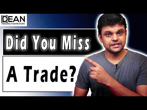 Why You Missed Trade – Trading Tips By The One Minute Trader