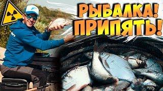 РЫБАЛКА НА ПРИПЯТИ Ловля белой рыбы на ФИДЕР