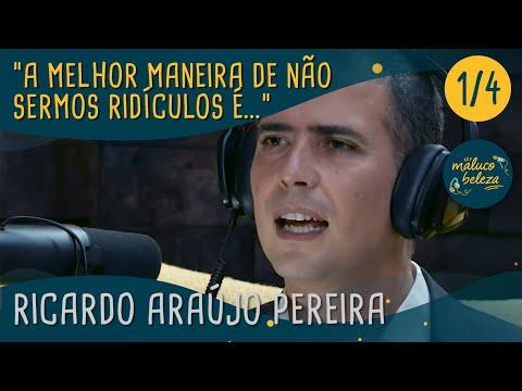 Maluco Beleza - 'A melhor maneira de não sermos ridículos é...' -  Ricardo Araújo Pereira (pt1)