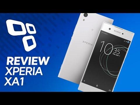 Sony Xperia XA1 - Review/Análise - TecMundo