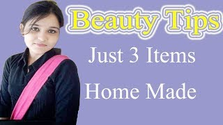 Natural Skin Bleaching For Face Beauty Just One Night 100% Result