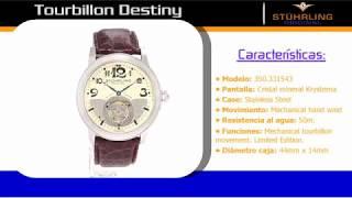 Vídeo catálogo - Watches STUHRLING