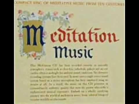 Miserere Mei Deus   Anonyomus Graduale Meditation Music Across Ten Centuries
