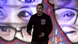 Graffiti Writing: More Than Just Art and Vandalism | Hugo Zamorano | TEDxUNO