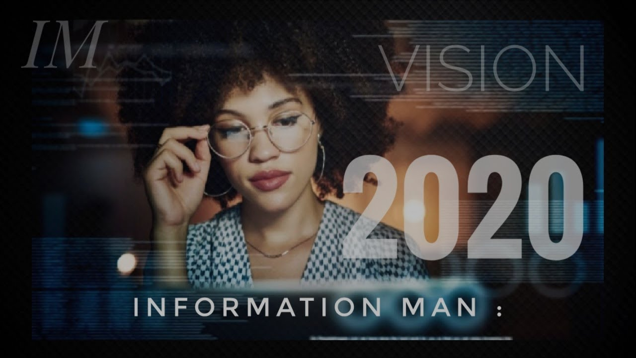 2020 Year Of Vision (Black People) We Can Do Better