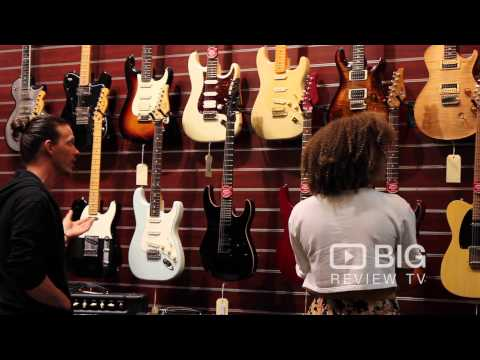 Guitar Brothers, a Guitar Store in Brisbane for Acoustic Guitars or for Guitar Brands
