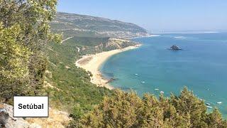 Komm mit ... nach PORTUGAL (#1 Herbst 2018) — unterwegs im Süden von Lissabon ...