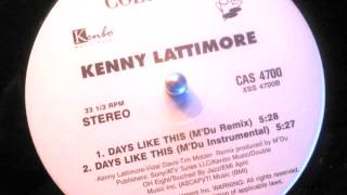 Kenny Lattimore - Days Like This (M