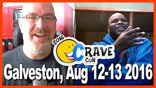 ★ TheCraveCon 2016 ★ ANNOUNCEMENT - Skype Call with Daym Drops