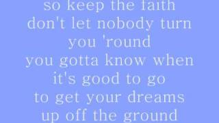 Michael Jackson - Keep The Faith - Lyrics