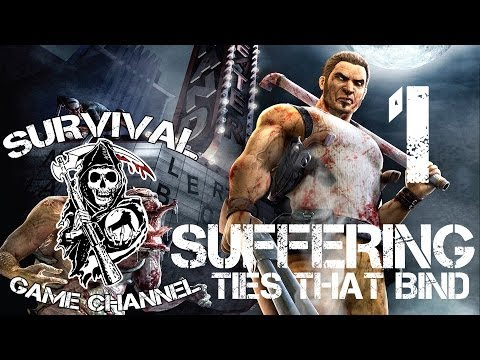 Прохождение The Suffering: Ties That Bind [1080p] — Часть 1: Другая тюрьма