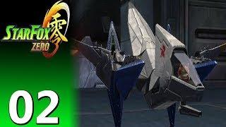 Star Fox Zero - Part 2: Frenzied Firefight