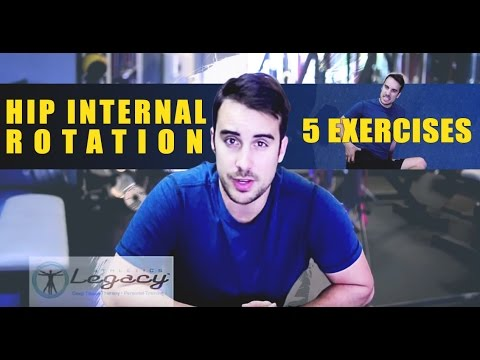 5 EXERCISES TO RESTORE HIP INTERNAL ROTATION