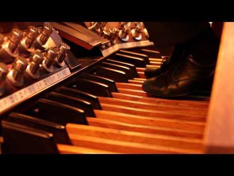 Mendelssohn: Ouverture Paulus/St Paul (organ)