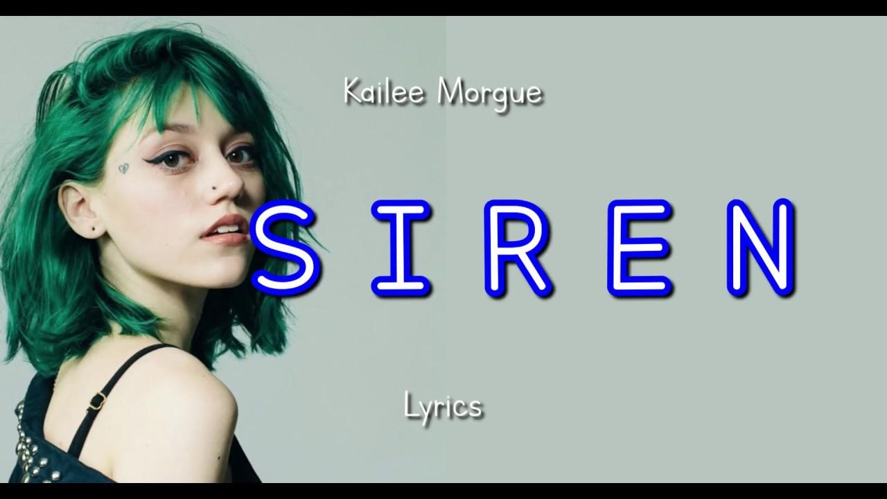 Download Kailee Morgue - SIREN - lyrics video