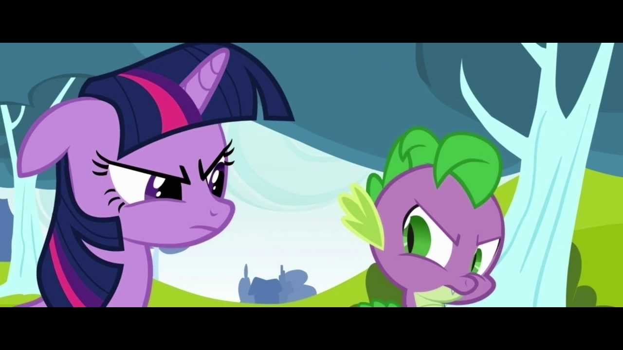 Mlp twilight sparkle and spike-2517