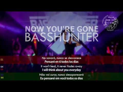 Basshunter - Now You&39;re Gone SUBTITULADA Inglés Español Portugués
