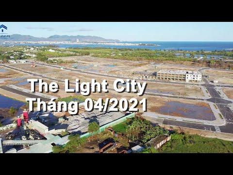 Tiến Độ Dự Án The Light City Tháng 04/2021