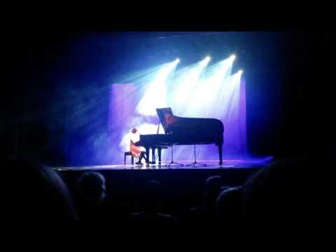 Mika Kobayashi (小林未郁) Japan Week Helsinki Finland at Savoy Theater 24.10.2015. Part 1 of 2