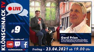 """""""Im Gespräch"""" mit Gerd Prien, Vorstandvorsitzender German Windsurfing Association (GWA)"""
