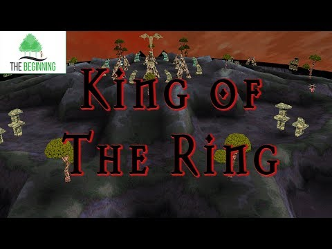 Populous: Shaman Battles   Constant Worlds   Level 2 - King of the Ring