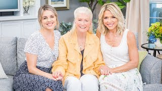 Diane Ladd discusses season 4 of Chesapeake Shores - Home & Family