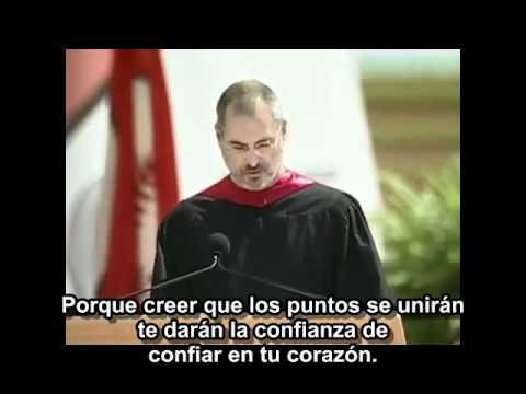 49bd02d4f05 Steve Jobs Discurso en Stanford Sub.Español HD - YouTube