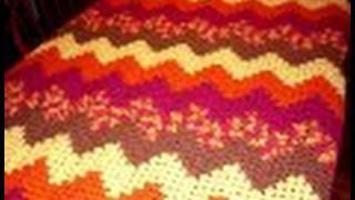 Crochet Along: Grannie Ripple Part 1