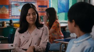 Jessica Goes to School With Evan - Fresh Off the Boat