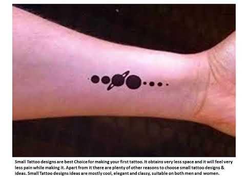 Wrist Men Small Classy Designs Tattoo
