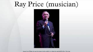 Ray Price (musician)