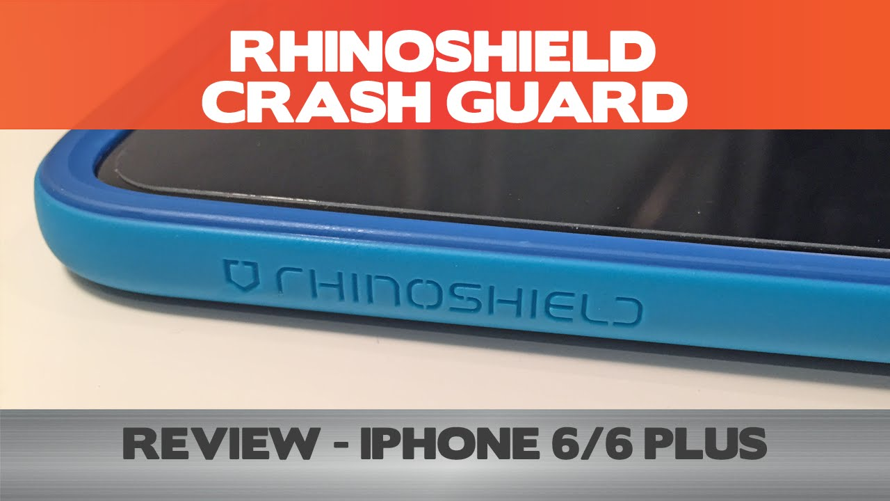 the best attitude eae2b 23eae RhinoShield CrashGuard Review (It's My Favorite iPhone Bumper Case)