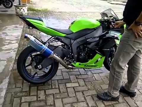 Ninja Zx6r Exhaust Sound Nassert Beet Youtube