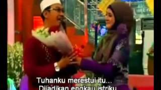 Ustadz Jefri Al Buchori (UJE)  BIDADARI SURGA Karaoke Tanpa Vocal