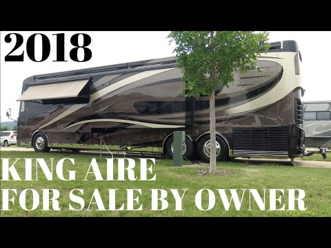 2018 NEWMAR KING AIRE TOUR/FOR SALE BY PRIVATE OWNER - YouTube