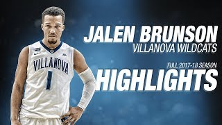 Jalen Brunson - College Basketball Player of the Year Ultimate Highlight Mix