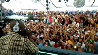 Dj Rush // Dolcevita // -Get on up live- 25/7/2015