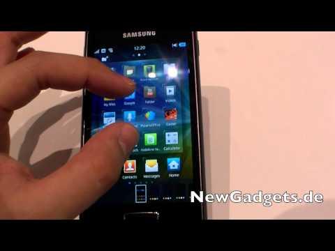 Hands On mit dem Samsung Wave 3 auf der IFA 2011