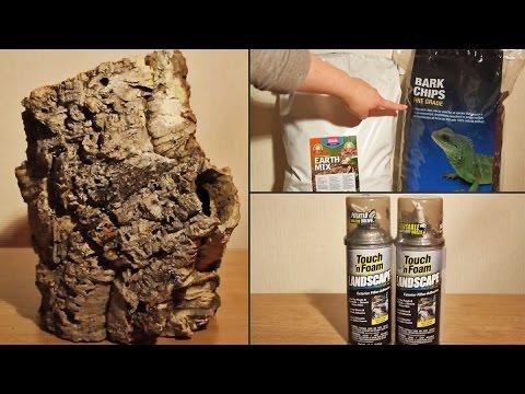 Equipment Haul | Natural Terrarium Build