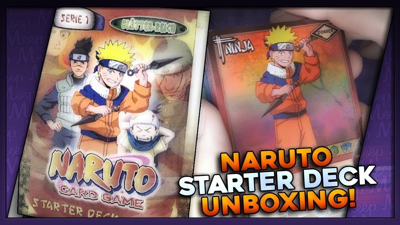 Naruto Shippuden Card Game Will of Fire Theme Deck Kakashi Bandai