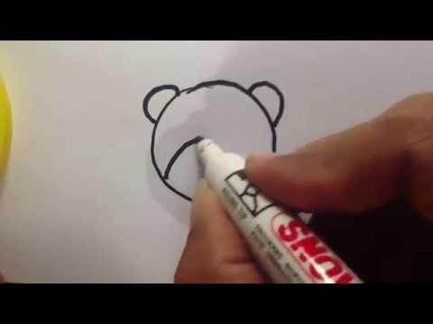 Gambar Mudah untuk Anak # 3