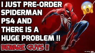 Watch this before you buy SPIDERMAN PS4 | HINDI |
