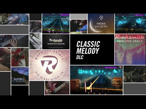 Classic Melody Song Pack - Rocksmith 2014 Edition Remastered DLC