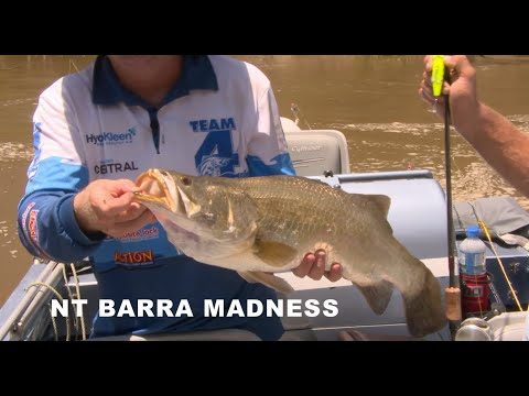 EP 21 - NT Barra And Tasty Mud Crabs | ESCAPE FISHING WITH ET