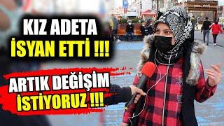 """""""EKREM'E OY VERDİM"""" DİYEN KIZ BAKIN NELER SÖYLEDİ !!!"""
