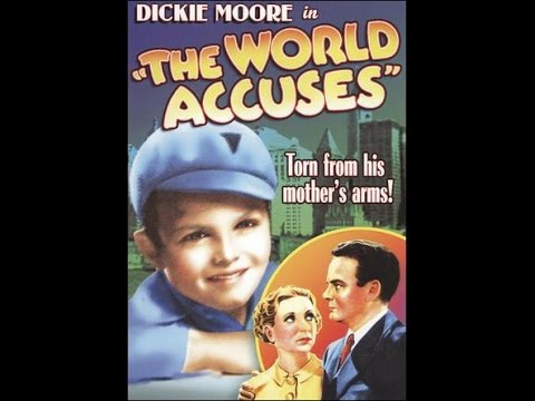 """1934 Drama """"The World Accuses"""" Classic American Old Movie Full Length and Free"""
