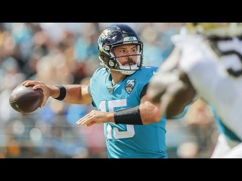 In The Zone - Minshew Mania is Over. Nick Foles to Start for Jaguars in Week 11
