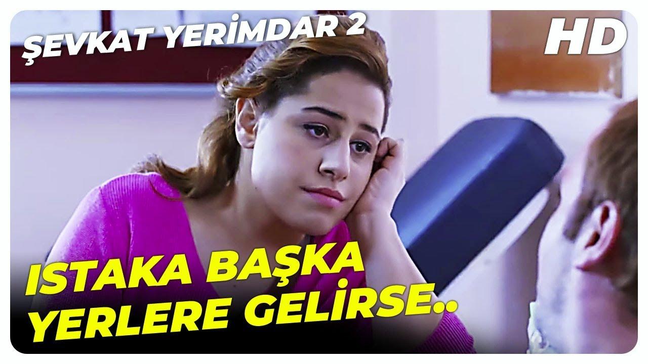 Şevkat'ten Sabri'ye Dövüş Eğitimi | Şevkat Yerimdar 2 Türk Komedi Filmi